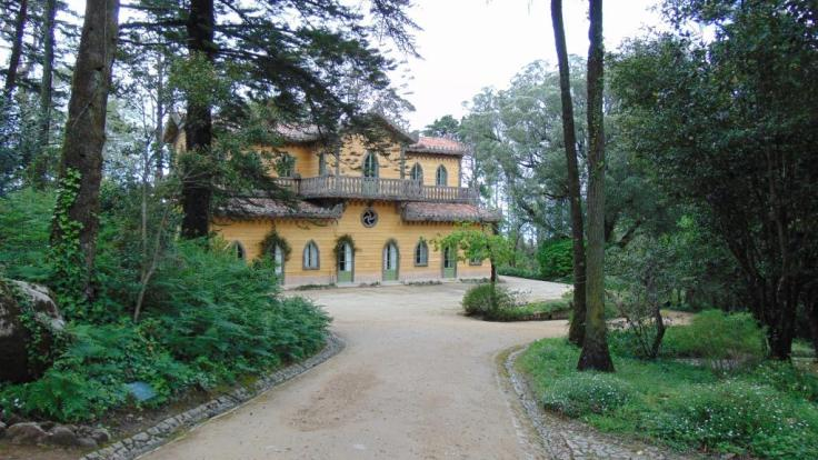 Chalet of the Countess of Edla