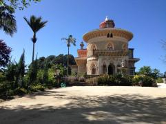 Monserrate Palace Sintra,