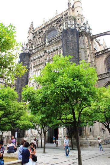 Catedrala Seville