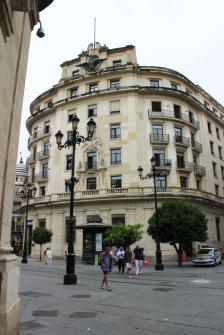 Cladire Seville