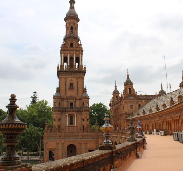 Seville Piata Spaniei