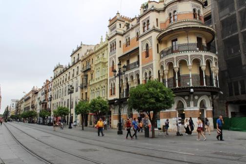 Strada Almirantazgo Seville