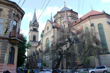 Biserica Millenium Timisoara
