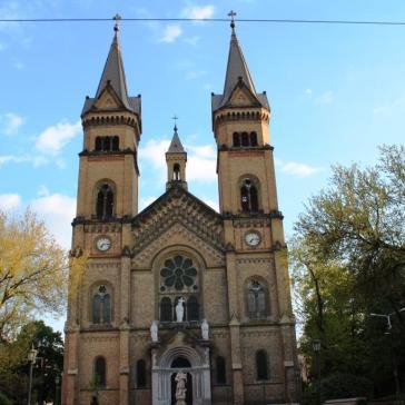 Biserica Romano-Catolica Millenium Timisoara