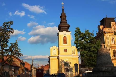 Biserica Sarbeasca Timisoara
