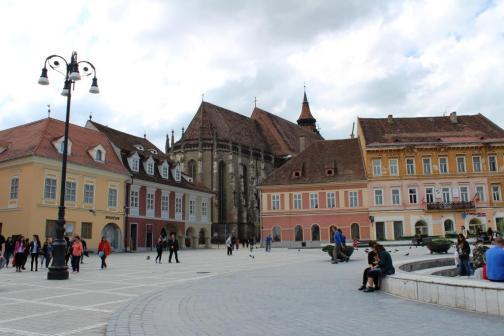 Brasov centrul vechi