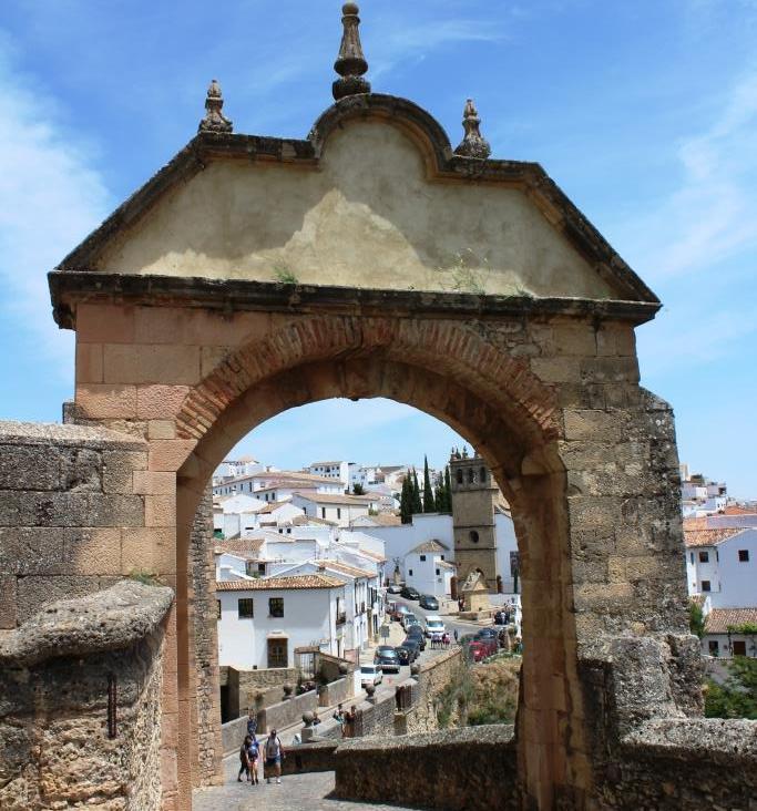 Felipe V Arch Ronda