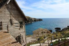 Malta Platou filmare Popeye