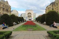Piata catedrala Timisoara