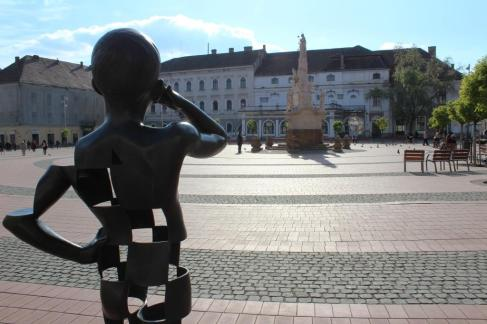 Piata Sfantul Gheorghe Timisoara