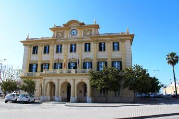 Plaza de la Marina Malaga