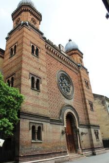 Sinagoga din cetate Timisoara