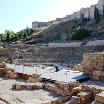 Teatrul Roman Malaga