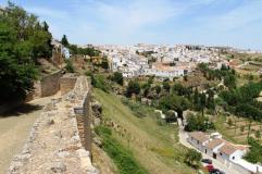 Zidurile cetatii Ronda