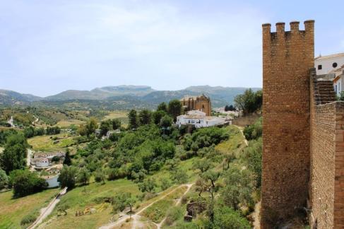 Zidurile cetatii, Ronda
