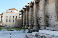 Hadrian's Library Atena