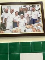 Interior L'Antica Pizzeria da Michele