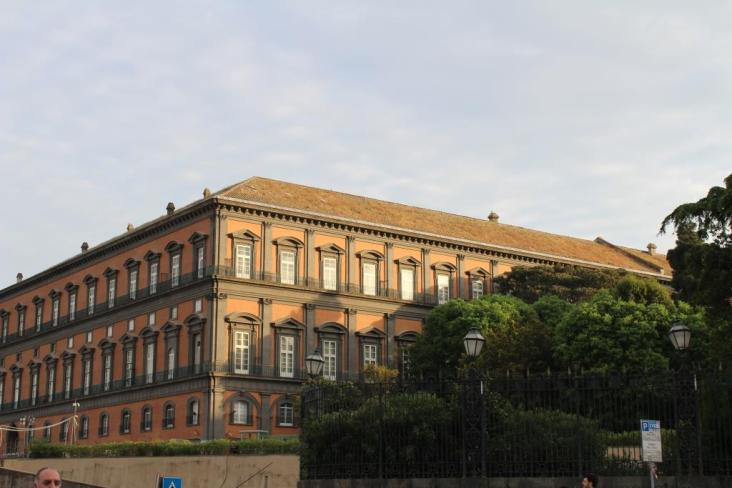 Palatul Regal Napoli