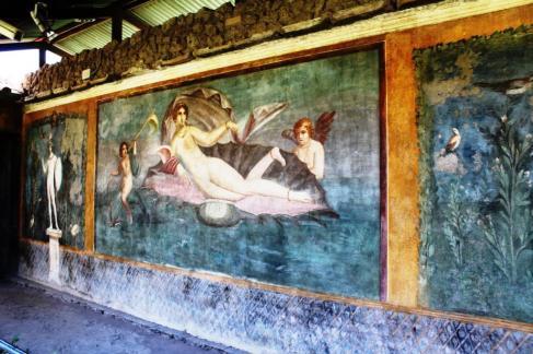 Cladire Pompeii