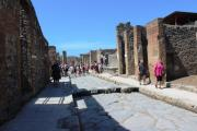 Strada Pompeii