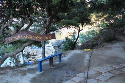 Anthony Quinn's Bay