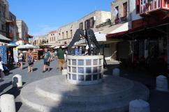 Interior cetate, Rhodos