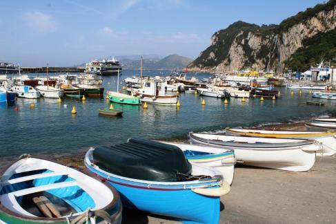 Portul Capri