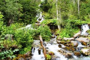 Cascada, 7 izvoare