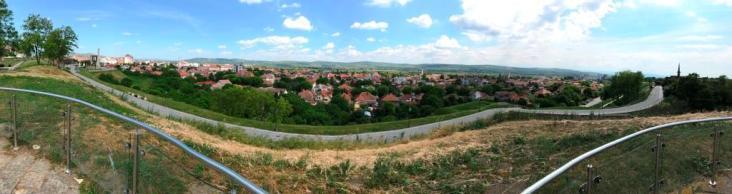 Panorama Alba Iulia