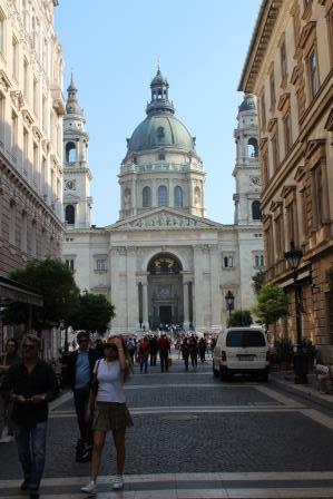 Bazilica Sf. Stefan Budapesta
