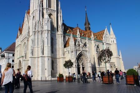 Biserica Matyas-