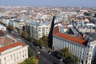 Budapesta de sus