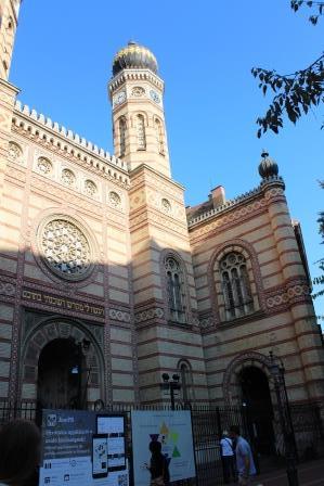 Sinagoga din strada Dohány Budapesta