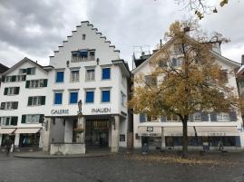 Cladiri Zurich